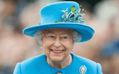 La reine d'Angleterre s'offre un gâteau d'anniversaire signé Nadiya Jamir Hussain !