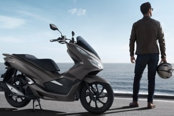 Warna Baru Honda PCX - Magnificent Matte Brown