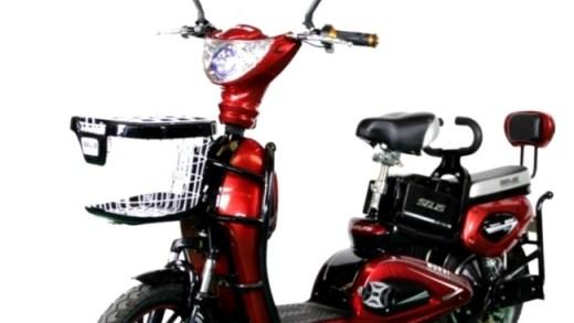 Selis Murai - Sepeda atau Motor Listrik
