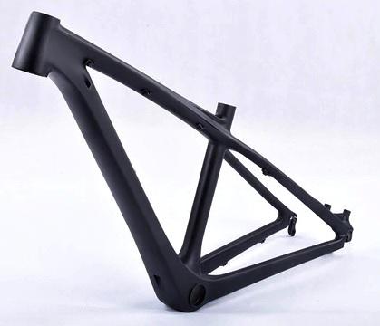 Frame Sepeda berbahan Carbon Fiber