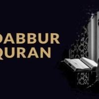 Merasakan Teguran dan Bimbingan Allah melalui Al Quran