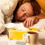 Things you should not do when you have a cold