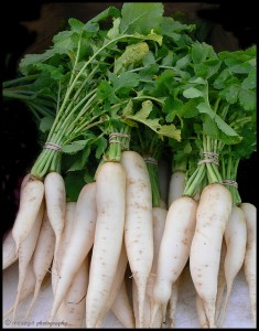 Reasons to have mooli or radish