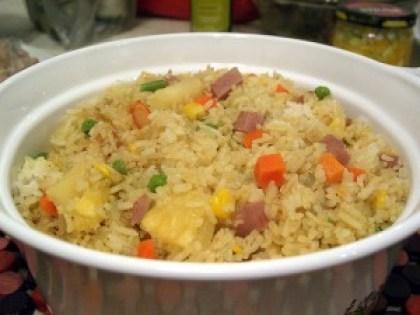 Nutritious Tomato Rice Recipe