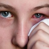 Why do Dry eye cases peal in April ?