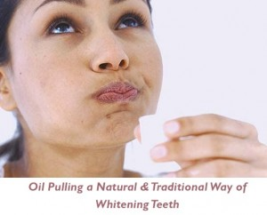 Have You Tried Oil Pulling?