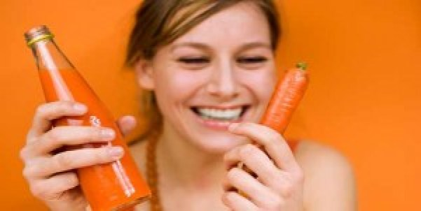 Hair and Skin Benefits of Carrot Juice