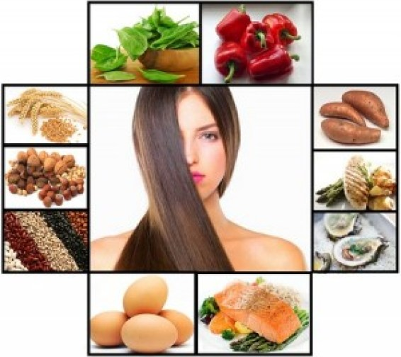 Foods to feed your hair