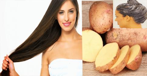 Potato Beauty Tips For Any Hair Problem