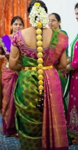 Most beautiful South Indian wedding hairstyles