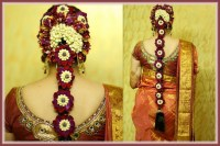 Most beautiful South Indian wedding hairstyles for Long ...