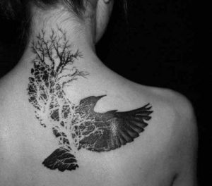 Ravenous Folk tattoo designs