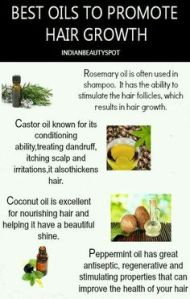 Best Oils To Improve Hair Growth!