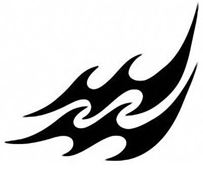 Aquarius tattoo design , Taurus and Aquarius Tattoos