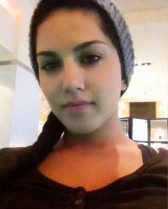 Sunny Leone without Makeup