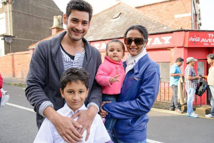 Gautham And Sitara, Celebrity Kids