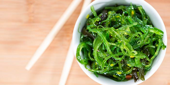 Health Benefits of Seaweed