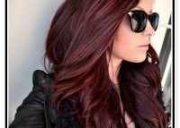 Cool Mahogany Hair Color   Find your Perfect Hair Style