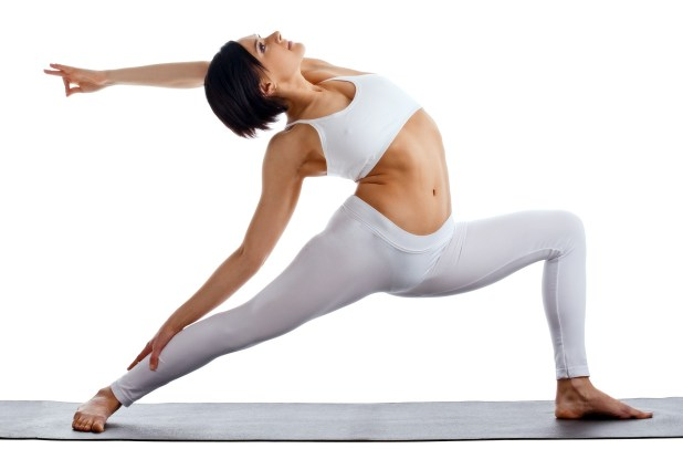 5 Best Hot Yoga Poses For Quick Weight Loss