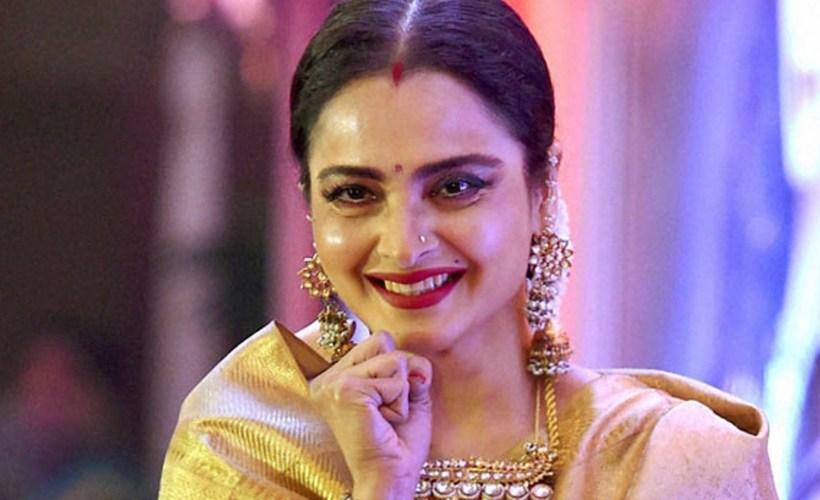 Indian Film Actress Rekha Beauty, Fitness Tips & Diet Plan