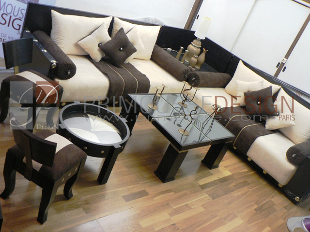 salon marocain paris France