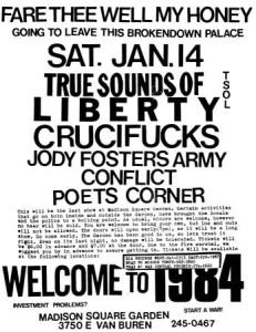 Punk Rock in Phoenix: A Brief, but Brilliant History.