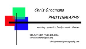 Chris Graamans Photography, Yachats, OR