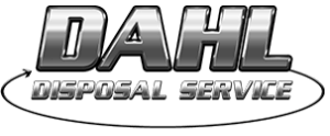 Dahl Disposal Logo, Waldport, Yachats, OR
