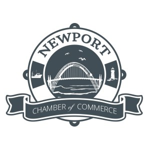 Newport C of C Logo, Newport, OR