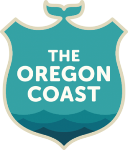 Oregon Coast Visitor Association Logo,