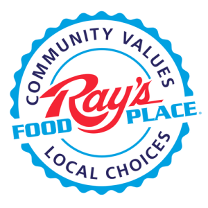 Ray's Food Place Logo, Waldport, OR