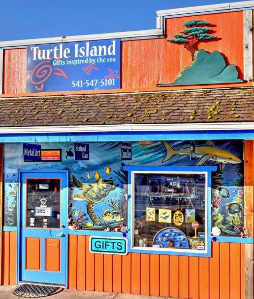 Turtle Island Gifts inspired by the sea