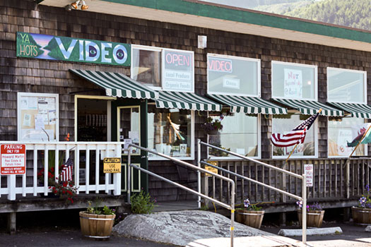 Yachats Video Country Store