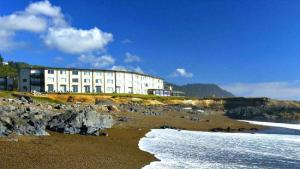 The Adobe Resort, Yachats. OR