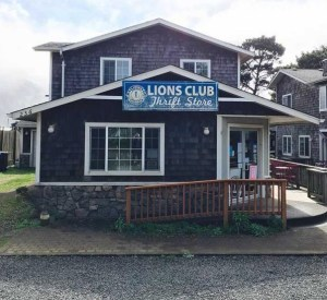 Yachats Lions Thrift Store, Yachats, OR