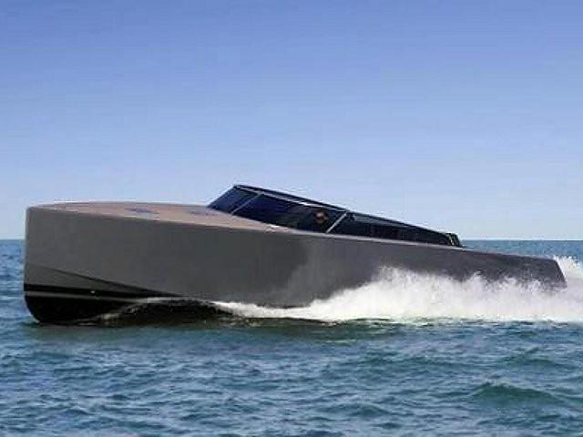 Van Dutch 40 Yacht Rental Location Bateau Cannes Antibes