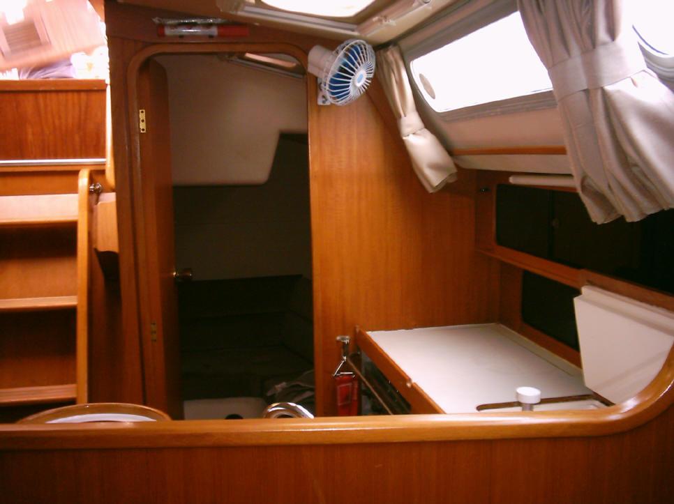 fold away computer chair corona adirondack moody 336 yacht for sale