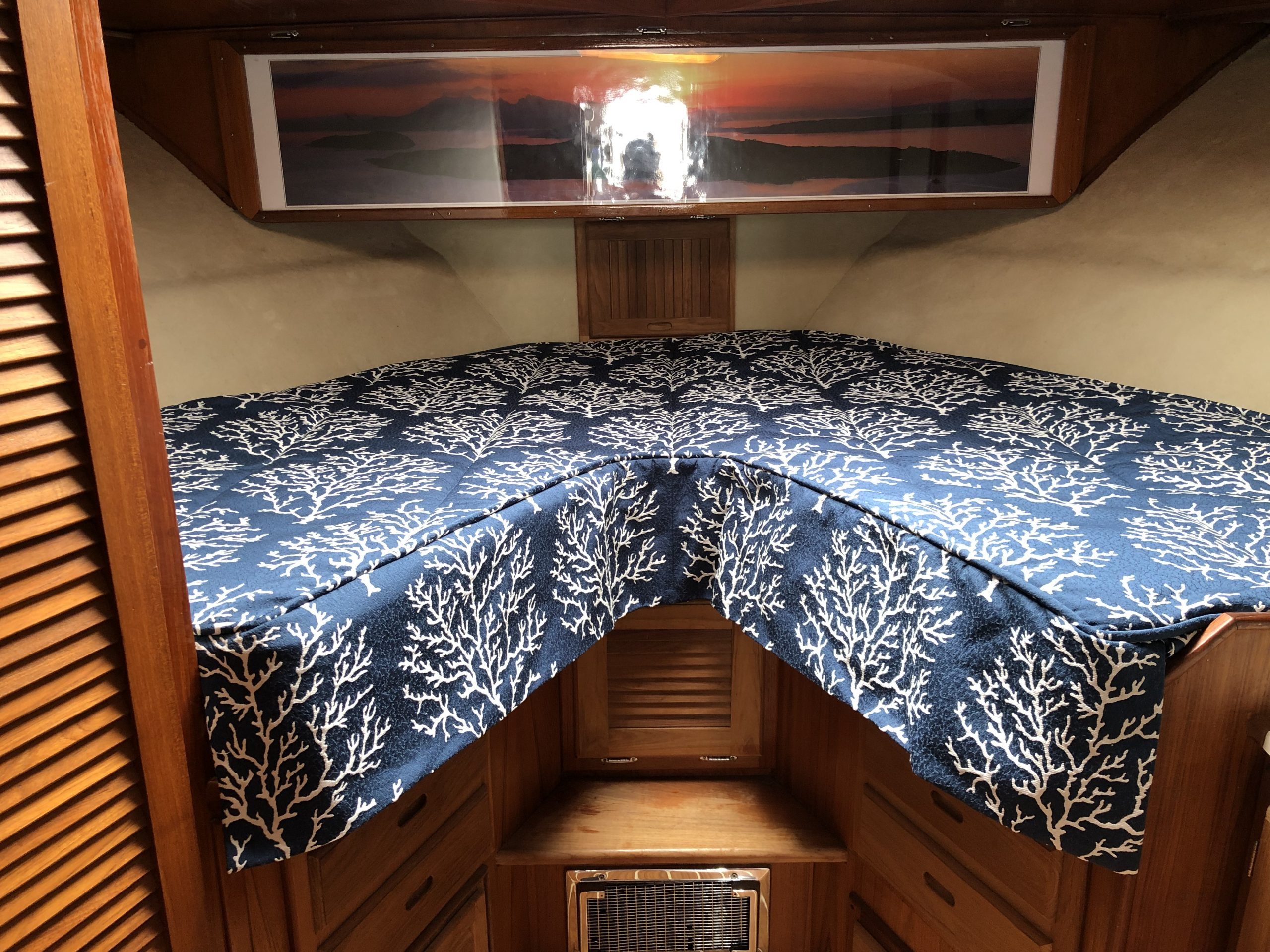Chris Craft Coverlets