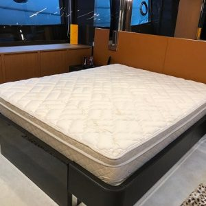 Commodore Supreme 7 Pillowtop Latex Mattress