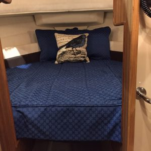 Dark-Blue-Topper-Sleep-System