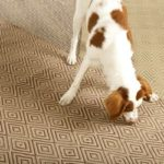 Diamond Brown Khaki Indoor Outdoor Rug 2
