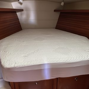 Custom Boat Mattress Pad Covers
