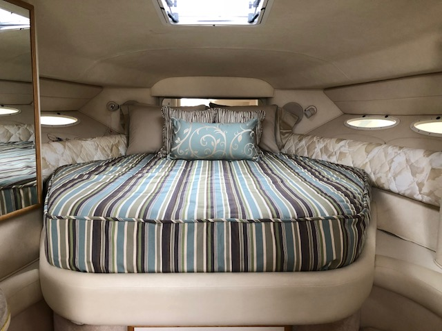 Sea Ray 340 Bedding