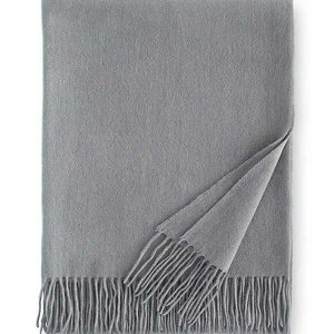 Sferra-Dorsey-Cashmere-Throw-Blanket-Silver