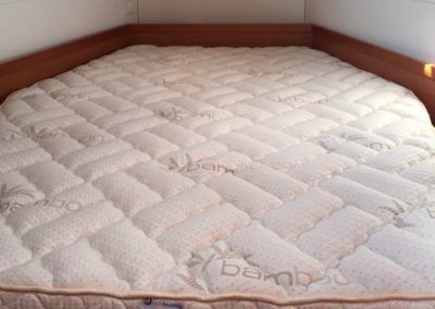 Beneteau Swift Trawler Mattress