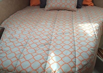 Cutwater 30 Bedding