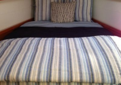 Jeanneau Sailboat Bedding
