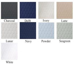 Sferra Favo Bed Sheet Color Options