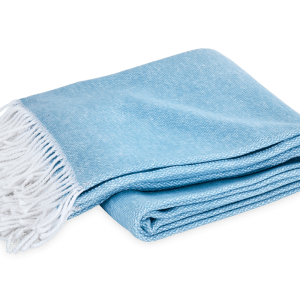 Matouk Pezzo Throw Blanket
