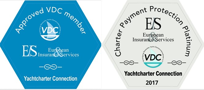 Bareboat charters with payment protection